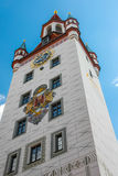Munich-Germany-Old Town Hall Royalty Free Stock Photos