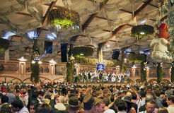 MUNICH, GERMANY - SEPTEMBER 23, 2014: Oktoberfest  Stock Photography