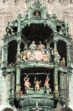 Munich Glockenspiel Royalty Free Stock Image