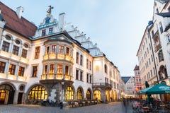 Munich Hofbrauhaus Royalty Free Stock Photo