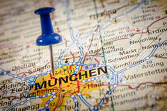 Munich - l'Allemagne Oktoberfest - ¼ de MÃ nchen Photographie stock libre de droits