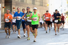 Munich Marathon 12.10.2008 Royalty Free Stock Images