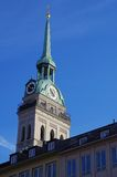 Munich Marienplatz Royalty Free Stock Photos