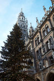 Munich Neues Rathaus Royalty Free Stock Photos