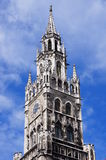 Munich - new City Hall Royalty Free Stock Photos