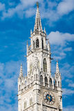 Munich New Town hall Royalty Free Stock Photography
