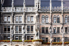 Munich New Town hall Royalty Free Stock Photos
