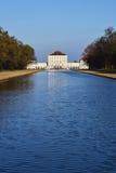 munich nymphenburg pałac Obraz Royalty Free