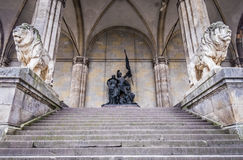 Munich - odeonsplatz Stock Images