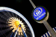 Munich Oktoberfest Stock Photos