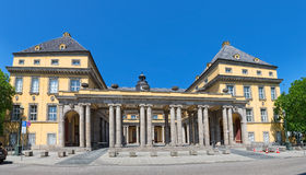 Munich old building complex Royalty Free Stock Photos
