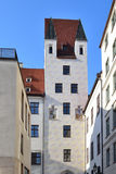 Munich Old Town Stock Image