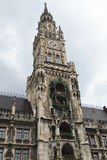 Munich old town hall Royalty Free Stock Image