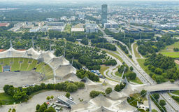 Munich Olympiapark, Bavaria, Germany Stock Image