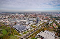 Munich Olympiapark Stock Images