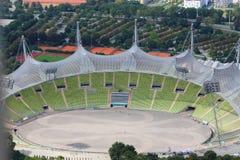 munich olympic stadion Royaltyfria Foton