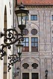 Munich, palacio real de Residenz de los reyes bávaros en Munich, Alemania foto de archivo libre de regalías
