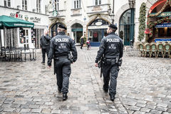 Munich Police Stock Image