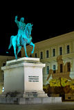 Munich quadrado histórico Imagens de Stock Royalty Free
