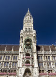 Munich Rathaus Royalty Free Stock Photos