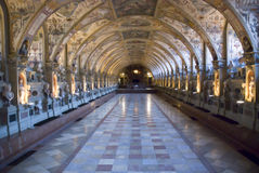 Munich residence-antiquarium Royalty Free Stock Photography