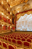 Munich Residence- Cuvillies Theater royalty free stock image