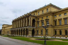 Munich Residenz, Festsaalbau Munich Tyskland Royaltyfria Foton
