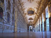 The Munich Residenz. (Münchner Residenz, Munich Residence) is the former royal palace of the Bavarian monarchs of the House of Wittelsbach in the centre of the Royalty Free Stock Photography