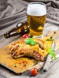 Munich sausages Stock Photos