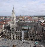 Munich scenery Royalty Free Stock Image