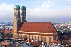 Munich Skyline Stock Image