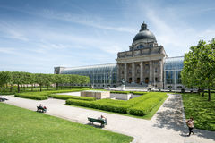 Munich State Chancellery Royalty Free Stock Images
