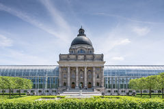 Munich State Chancellery Stock Photography