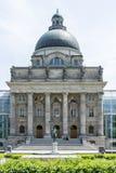 Munich State Chancellery Stock Photo
