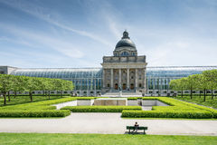 Munich State Chancellery Royalty Free Stock Photos