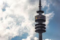 Munich television tower Stock Image