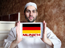 Munich terror attacks in germany Stock Image
