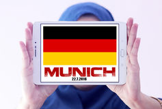 Munich terror attacks in germany Stock Images