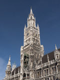 Munich town hall Royalty Free Stock Photos