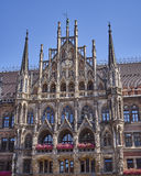 Munich town hall, Bavaria Germany Royalty Free Stock Photos