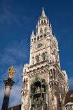 Munich Town Hall, Germany Stock Photo
