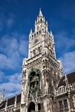 Munich Town Hall, Germany Stock Image