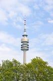 Munich tv tower Royalty Free Stock Photo