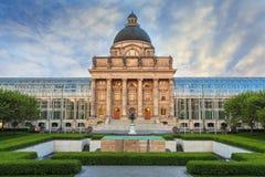 Munich Tyskland Arkivfoton