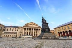 Munich Tyskland Arkivbilder