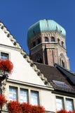 Munich Tyskland Arkivbild