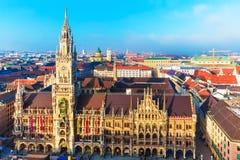 Munich Tyskland Royaltyfria Bilder