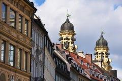 Munich Tyskland Royaltyfri Bild