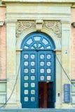 Munich Tyskland - Oktober 20, 2017: Byggnad av Alte Pinakothek Arkivbilder
