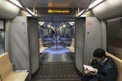 Munich U-Bahn Royalty Free Stock Images